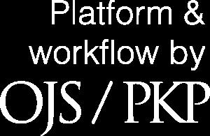 Mer information om det här publiceringssystemet, Plattform och Arbetsflöde av OJS/PKP.